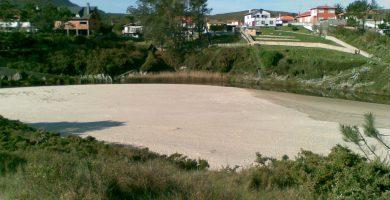 Playa Doniños en Ferrol