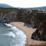 Playa Eirón en Ortigueira