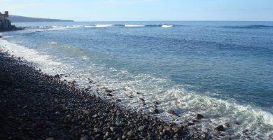 Playa El Altillo en Moya