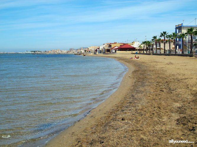 Playa El Arenal en Llucmajor