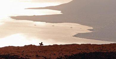 Playa El Bastián en Teguise