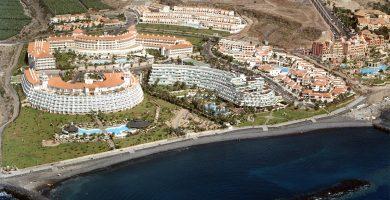 Playa El Beril en Adeje