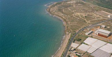 Playa El Bobar en Almería