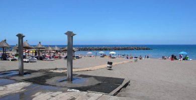 Playa El Bobo en Adeje