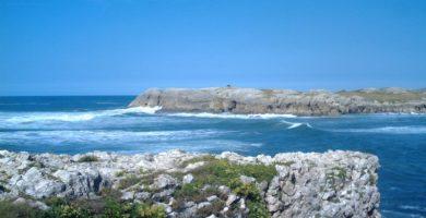 Playa El Bocal en Santander