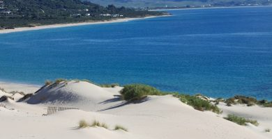 Playa El Cañuelo en Tarifa