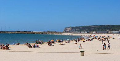 Playa El Carmen en Barbate