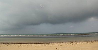Playa El Chato en Cádiz