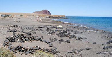 Playa El Confital en Las Palmas de Gran Canaria