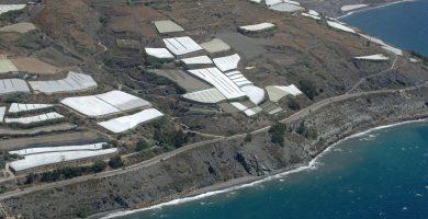Playa El Cuervo en Albuñol