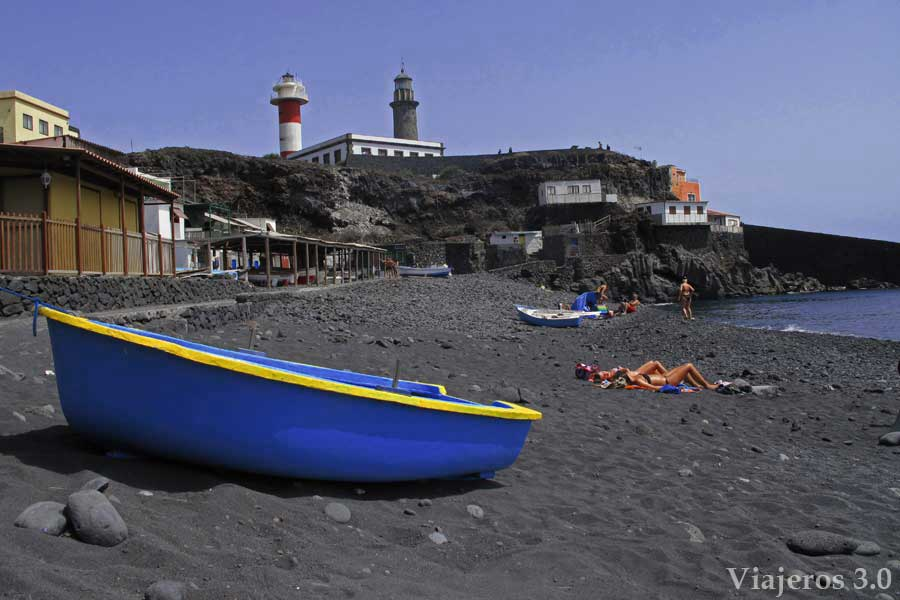Playa El Faro en Sant Carles de la Ràpita