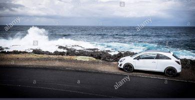 Playa El Gomero en Los Silos
