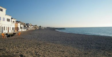 Playa El Grau en Moncofa