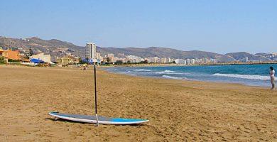 Playa El Marenyet en Cullera