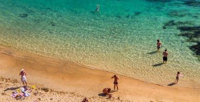 Playa El Papagayo en Yaiza