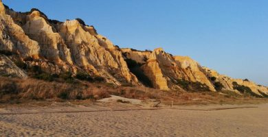 Playa El Parador en Moguer
