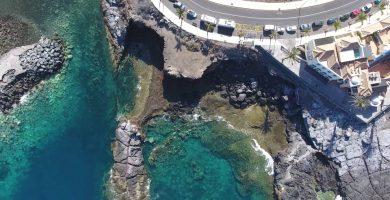 Playa El Pinque en Adeje