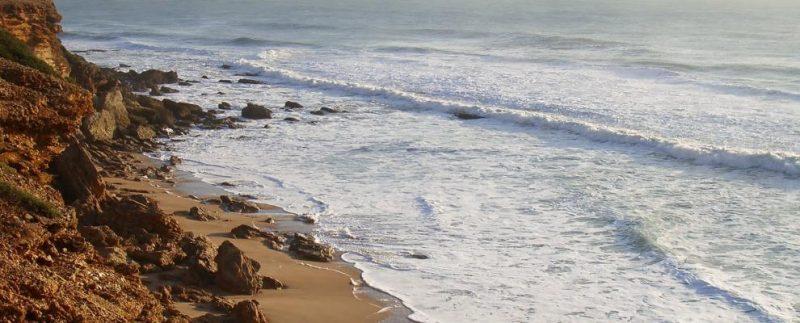 Playa El Puerco en Chiclana de la Frontera