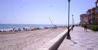 Playa El Rey en Sueca