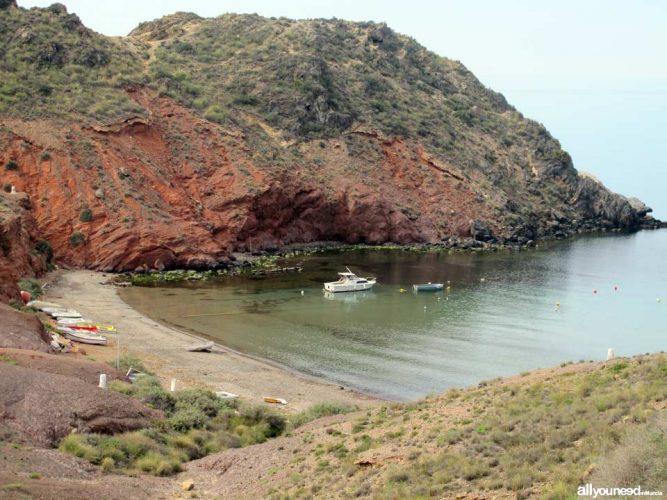 Playa El Rincón en Tacoronte