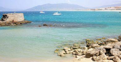 Playa El Saladillo en Estepona