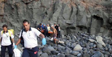 Playa El Sargo en Tacoronte