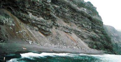 Playa El Verodal en Frontera