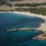 Playa Es Caragol en Santanyí