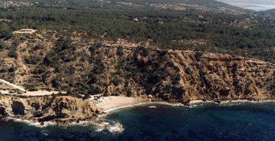 Playa Es Torrent en Sant Josep de sa Talaia