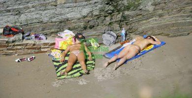 Playa Figueras en Castropol