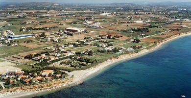 Playa Fondalet en Benicarló