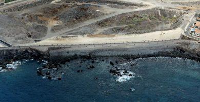 Playa Fonsalia en Guía de Isora