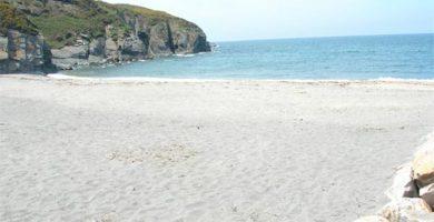 Playa Foxos en Sanxenxo