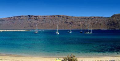 Playa Francesa en Teguise
