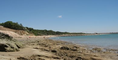 Playa Galeones en Rota