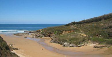 Playa Galizano en Ribamontán al Mar