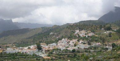 Playa Ganeguín en San Bartolomé de Tirajana