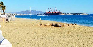 Playa Garrucha en Garrucha