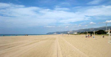 Playa Gavà en Gavà