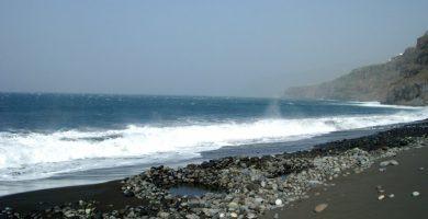 Playa Girre en Tazacorte