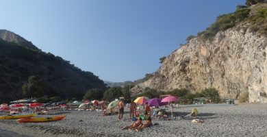 Playa Granada en Motril