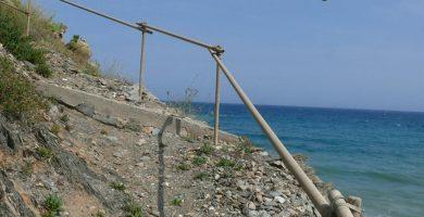 Playa Guainos en Adra