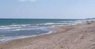 Playa Guardamar en Guardamar de la Safor