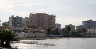 Playa Hacienda dos Mares en San Javier