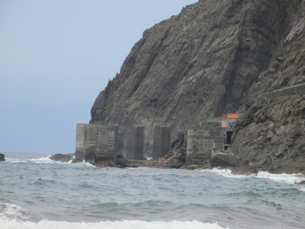 Playa Hermigua en Hermigua