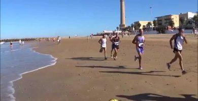 Playa Huelgues en Carreño