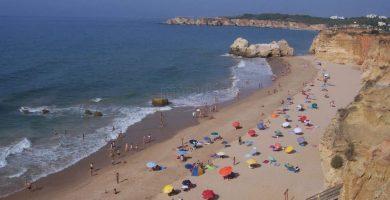 Playa Isla Canela en Ayamonte