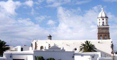 Playa Isla de la Alegranza en Teguise