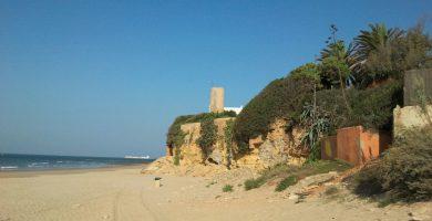 Playa La Barrosa en Chiclana de la Frontera