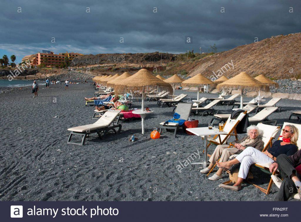 Playa La Caleta en Villajoyosa